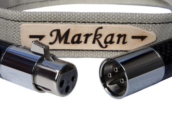 Цифровой коаксиальный балансный кабель XLR MARKAN МАРКАН