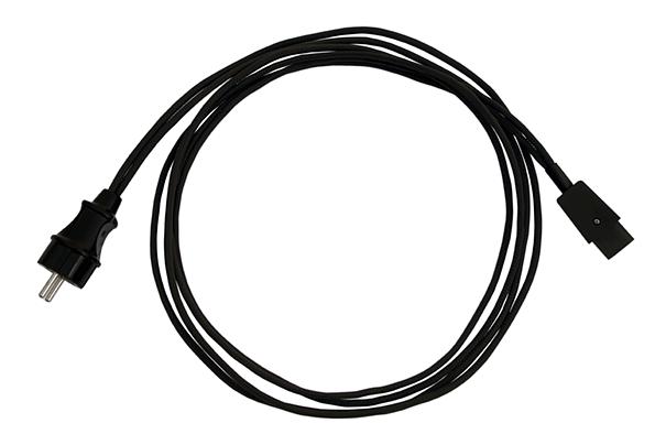 «Продвинутый» сетевой (силовой) кабель MARKAN